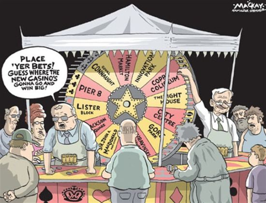 Casino and gaming