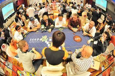 Asian Poker Tour APT Poker Media Man Australia