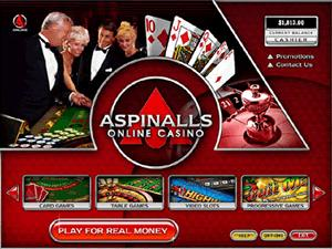 Aspinall's is an elite, private gambling club located in Mayfair of London, England. It was established by John Aspinall first in the 1960s and has