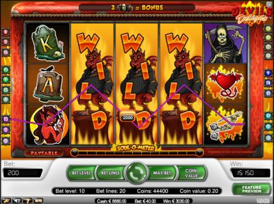 Devils Delight™ Slot Machine Game to Play Free in NetEnts Online Casinos