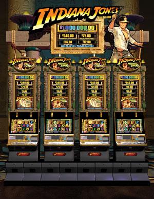 Indiana jones casino game casinos in vagas