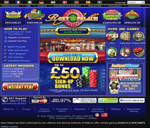 roxy palace online casino games twist slot