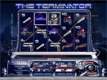 The Terminator Slot Games PartyCasino Slots PartyGaming PartyCasino